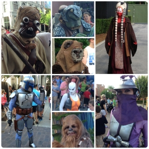 star wars week at disney
